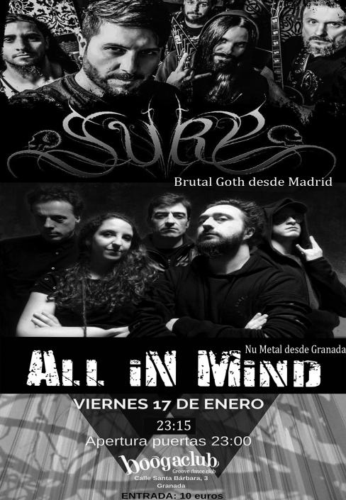 All iN Mind + SURU Boogaclub (Granada)
