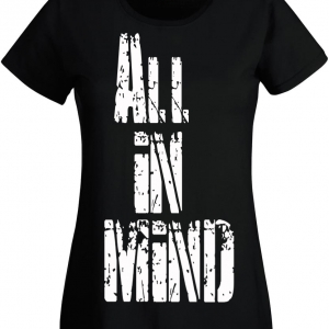 All iN Mind Women T-shirt