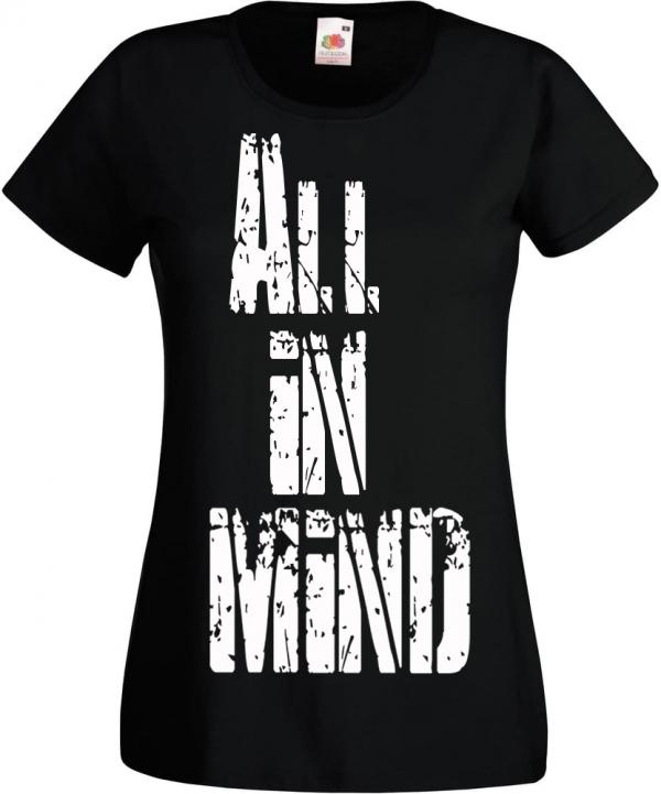All iN Mind Women T-shirt