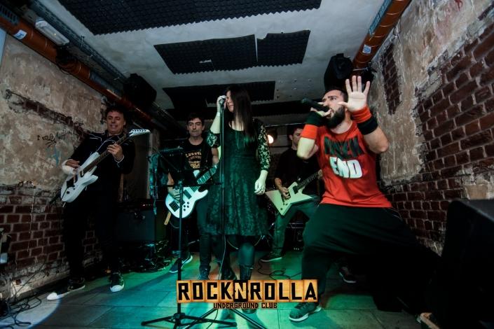 All iN Mind Sala Rocknrolla (Granada)