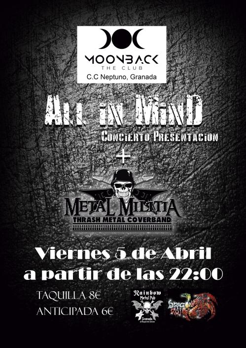 All iN Mind Sala Moonback (Granada)